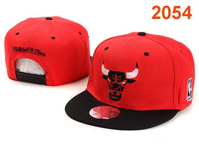 Chicago Bulls NBA Snapback Hat PT035
